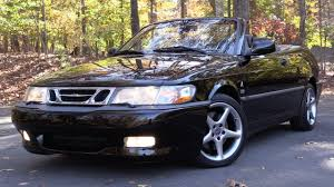 saab convertible 2016 2002 saab 9 3 viggen convertible start up test drive u0026 in depth