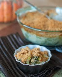 broccoli cheese casserole a makeover for a thanksgiving staple