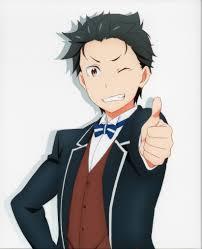subaru anime character нацуки субару anime characters fight вики fandom powered by wikia