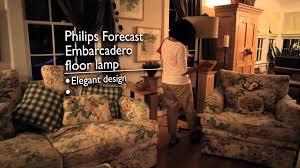 Living Room Lights by Philips Lighting Living Room Makeover New York Youtube
