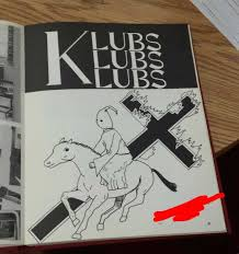 my high school yearbook a page in my high school yearbook 1972 1973 rebrn