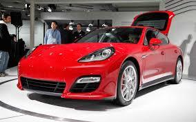 Porsche Panamera Gts Horsepower - first look 2013 porsche panamera gts automobile magazine
