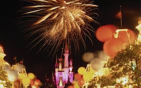 chagne bottle fireworks walt disney world launching new innovative wars show