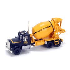 kenworth concrete truck ho rtr kenworth cement mixer ross island ath28055 athearn trains