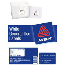 33 Labels Per Sheet Template by Avery General Use Labels L7159 24 Per Sheet Officemax Nz
