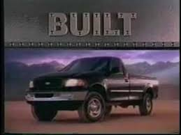 ford f150 commercial 1997 ford f 150 jump tvc 1995