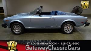 fiat 124 classic cars for sale used cars on buysellsearch