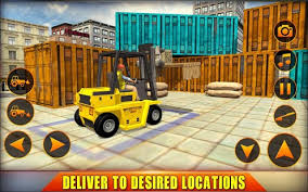 Challenge Real Forklift Operator Real Forklift Challenge Android Apps On