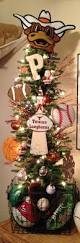 texas longhorns sports themed christmas tree me pinterest