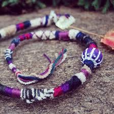boho hair wrap hair accessory jewellery dreadlocks hippie hair wrap