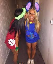 Halloween Costumes Lilo Stitch Lilo U0026 Stitch Diy Costume Lilo Stitch Costume Halloween Diy