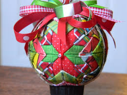 a holiday ecology christmas tree ornaments from recycled trash