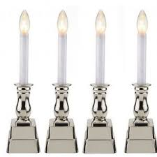 decor battery operated window candles for beautiful window accent