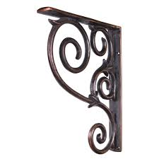 fascinating wrought iron corbels 78 wrought iron brackets home