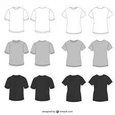 t shirt template vectors photos and psd files free download