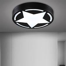 boys room ceiling light modern style simplicity led ceiling l flush mount living room