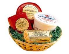 Wisconsin Gift Baskets The Taste Of Wisconsin Gift Basket Is Loaded With Great Food Made