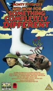 monty python u0027s and now for something completely different 1971