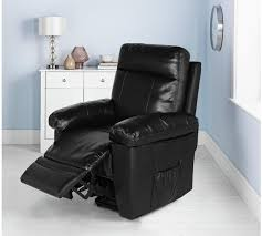 Argos Riser Recliner Chairs Buy Collection Paolo Riser Recliner Leather Chair Black At Argos