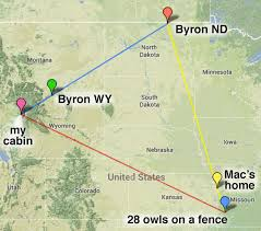 Map North Dakota Hidden Experience Byron North Dakota U0026 Anya Briggs