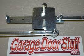garage door winding rods manual garage door lock parts wageuzi