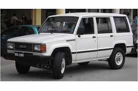isuzu trooper problems service manual catalog cars