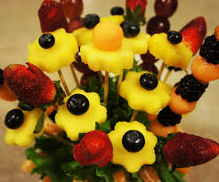 fruits arrangements edible fruits arrangement in jar 4 steps with pictures