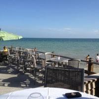 Backyard Restaurant Key West Louie U0027s Backyard Seafood Restaurant In Key West