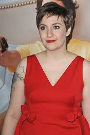 lena dunham tattoos gloss