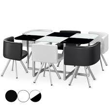 table de cuisine et chaise table et chaise cuisine trendy ensemble table ronde et chaises de