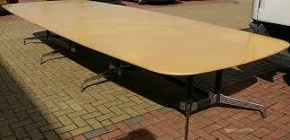 Vitra Boardroom Table Furniture Hire Furniture Hire