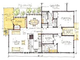 craftsman floorplans house plans modern craftsman homeca