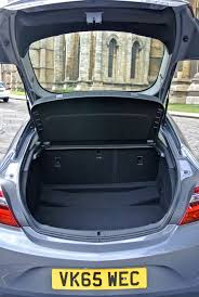 vauxhall insignia trunk vauxhall monsters the used car scene with its insignia the