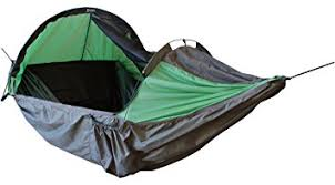 finally a comfortable two person camping hammock with mosquito net