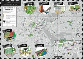 Urban Map The Bangalore Change Map Mod Institute