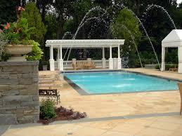 inground pool designs inground swimming pool designs ideas cool above ground look of the