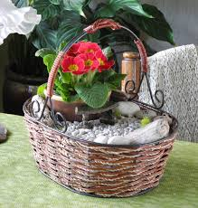 Gardening Basket Gift Ideas by Pottery Barn The Mini Garden Guru From Twogreenthumbs Com