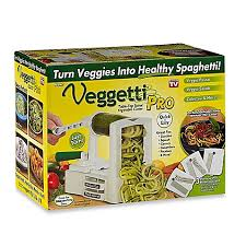 Bed Bath And Beyond Richmond Veggetti Pro Tabletop Spiralizer Vegetable Cutter Bed Bath U0026 Beyond