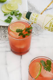grapefruit and tonic cocktail party drinks recipe events
