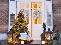 Lantern Decorating Ideas For Christmas Elegant Christmas Decorating Ideas Blending Light Gray Color And