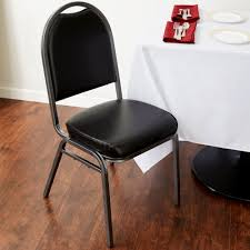 Stackable Dining Room Chairs Lancaster Table U0026 Seating Black Stackable Banquet Chair With 2