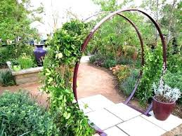 Ideas For Metal Garden Trellis Design Steel Garden Trellises Garden Trellis Ideas Trellis Ideas For