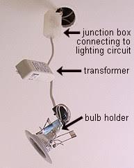 wiring downlight transformer yondo tech