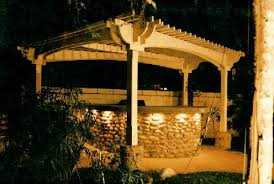 Outdoor Kitchen Lights The Green Scene Award Winning Landscape Design And Construction