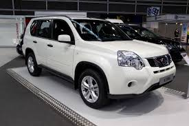 white nissan car nissan x trail review and photos