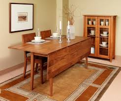 simple design narrow dining tables with leaves surprising table