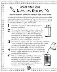 explore rocks and minerals 20 great projects u0026 activities