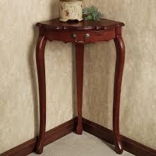 leick corner accent table alluring small corner accent table decor ideas home corner tables