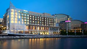 National Harbor Map National Harbor Hotel The Westin Washington National Harbor