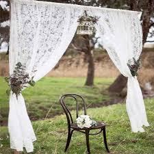 location arche mariage arche en dentelle location noces de cana wedding planner